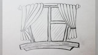 Como dibujar una ventana