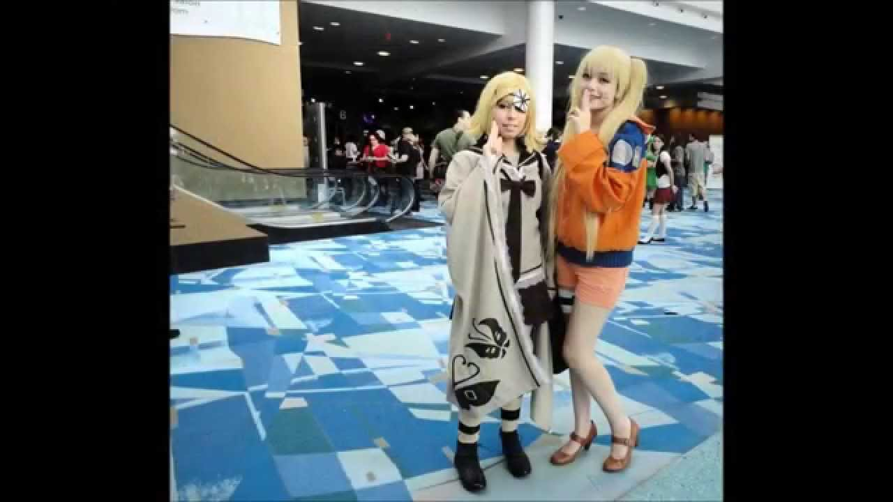 Puerto Rico Comic Con 2013 Fairy Tail Cosplay Gr