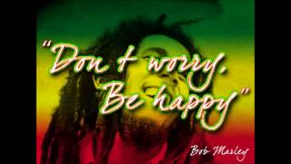 Don't worry, be happy (long summer mix)