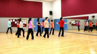 I Just Can't Get Enough - Line Dance (Dance & Teach in English & 中文)