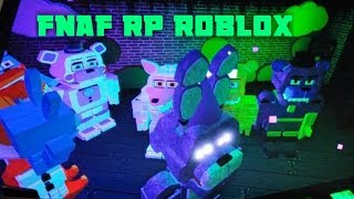 How to get FnAF RP Roblox Shadows of the past badge