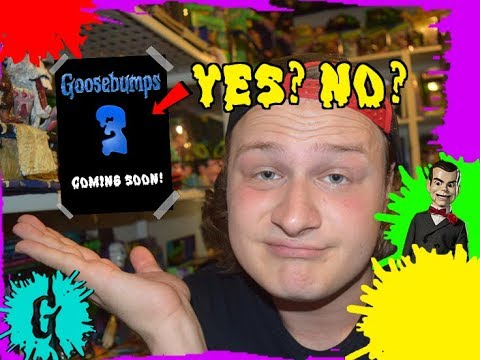 Download Will There Be A Goosebumps 3?