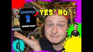 Will There Be A Goosebumps 3?