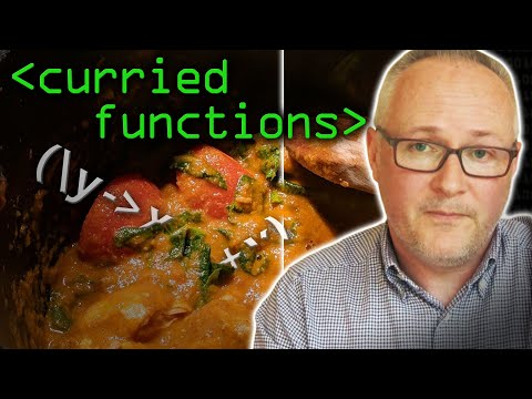Curried Functions - Computerphile