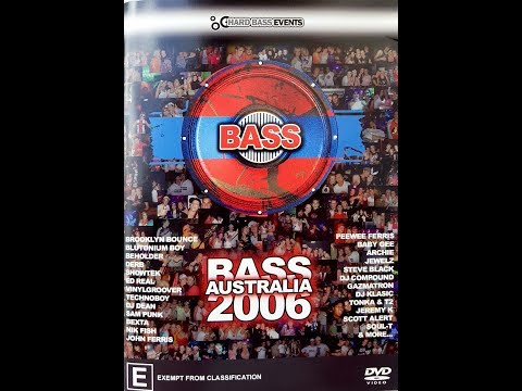 Bass Station Australia 2006 - The DVD -