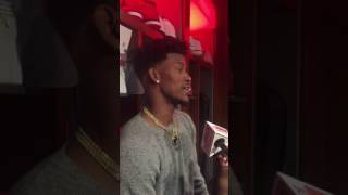 Jimmy Butler says DeMarcus Cousins is scared of him