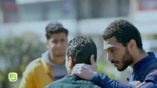 #الصدمة 2 |طالب ينهال على مدرسه بالضرب والسب .. والصدمه رد فعل الناس