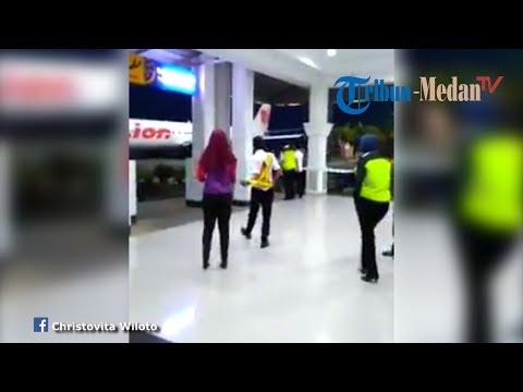 Rekaman saat Pesawat Lion Air Tabrak Tiang di Bandara Fatmawati Bengkulu Mp3