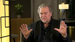 From youtube.com: Bannon defends populism and nationalism in Europe Former Trump advisor Steve Bannon is on a tour through Central Europe, defending populism and nationalism on the continent. . READ MORE