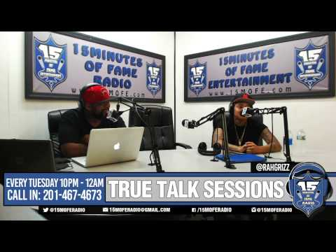 Young M.A Interview and Freestyle on True Talk Sessions (Off