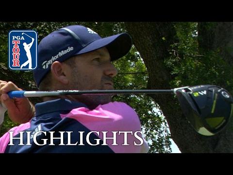 Sergio Garcia extended highlights | Round 2 | DEAN & DELUCA