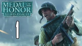 Medal of Honor: Allied Assault - 1 - We Lost Jack!