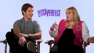 Rebel Wilson & Adam Devine 'Pitch Perfect' Interview!