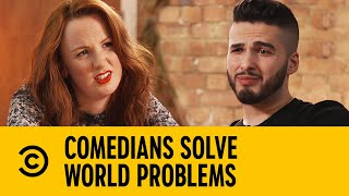 Comedians Solve World Problems - Gentrification | Comedy Central UK