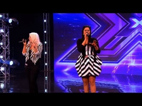 2 Shoes' audition - The X Factor 2011 (Full Version)