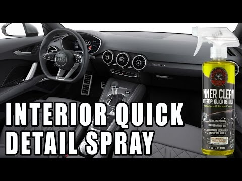 How To Clean Dashboards - Chemical Guys InnerClean