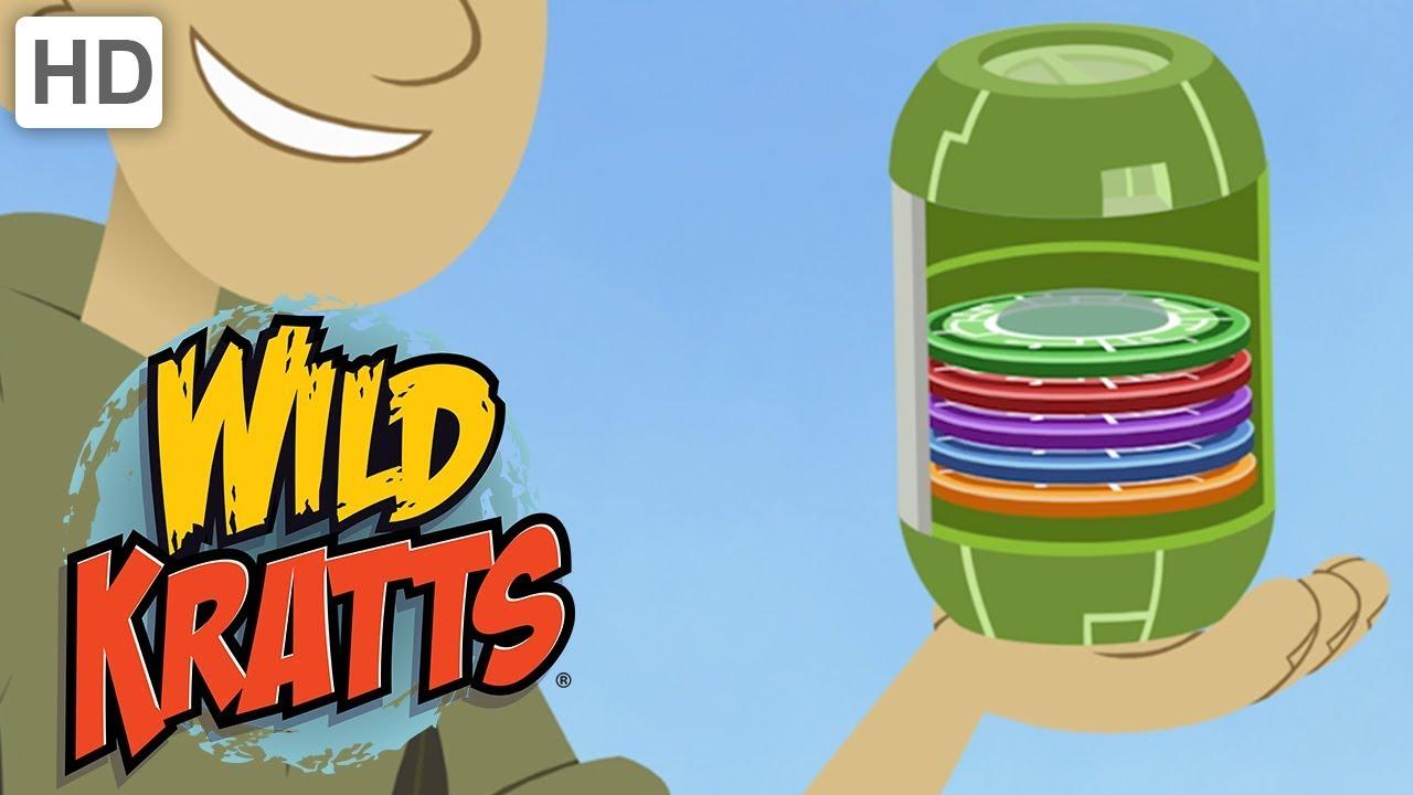 Wild Kratts - Best Season 2 Moments! (Part 1/5) | Kids Videos