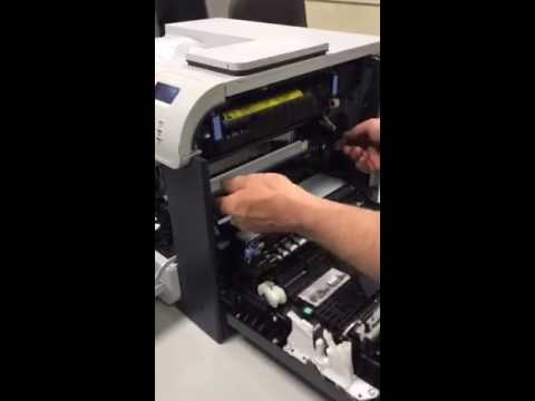 tutorial-hp-m551-laserjet-repair