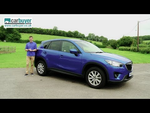 Mazda CX 5 SUV review CarBuyer