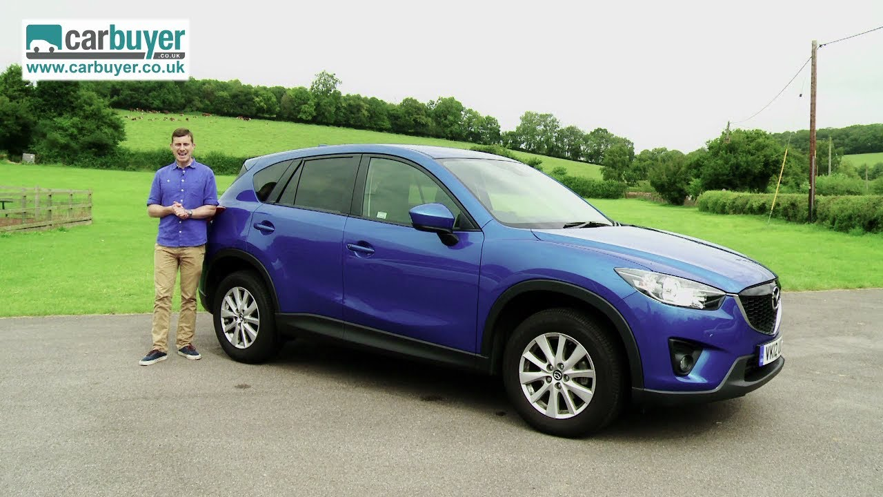 Mazda CX-5 SUV review - CarBuyer