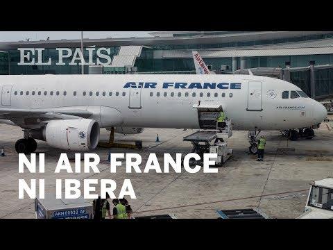 Iberia y Air France dejan de volar a Venezuela | Internacional