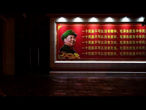 Mao or never: In Xi's China, a village clings to past
