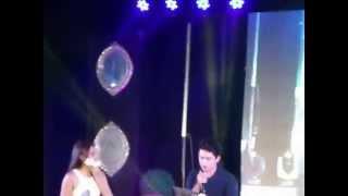 James and Nadine in Dinalupihan, Bataan ♥