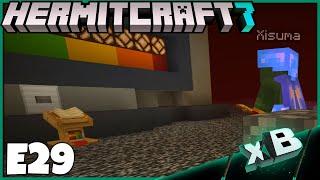 HermitCraft 7 | Button Sniping! [E29]