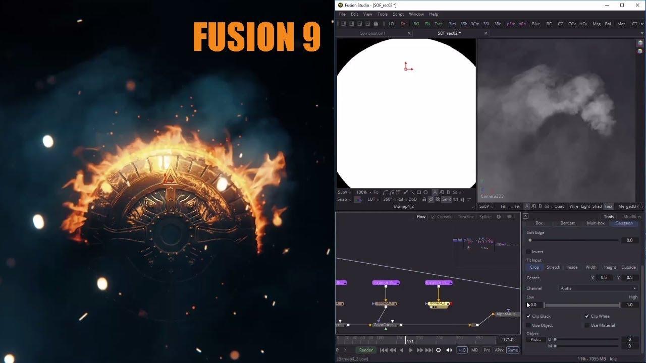 Eyeon Fusion Tutorials Pdf