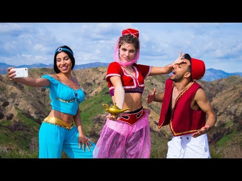 Aladdin: New Edition