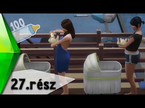 The Sims 4 - 100 Baba Kihívás - Tizenegyes - 27.rész