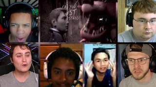 """(SFM) FNAF SONG """"Wanna Be Twisted"""" [REACTION MASH-UP]#262"""