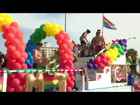 Wilton Manors hosts big pride festival