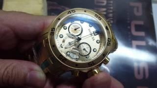 Video Relógio   invicta  pro diver 0074  produção recente novo calibre   6371c   original  altarelojoaria download MP3, 3GP, MP4, WEBM, AVI, FLV April 2018