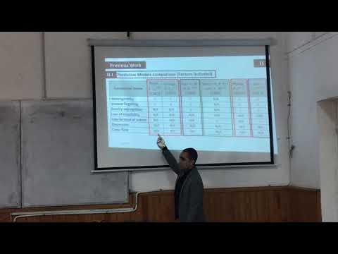 Predictive Modelling of Miscible EOR  - Seminar Part 1