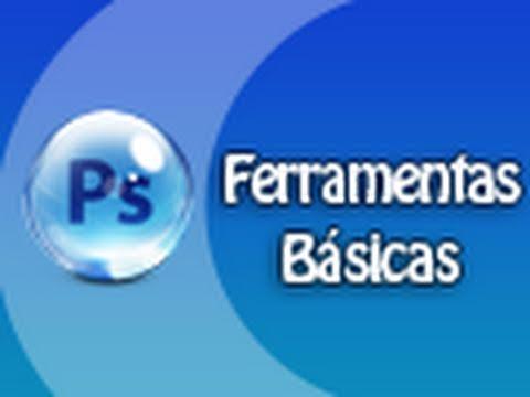 Video aula Photoshop CS5 - Ferramentas Básicas (todas) HD
