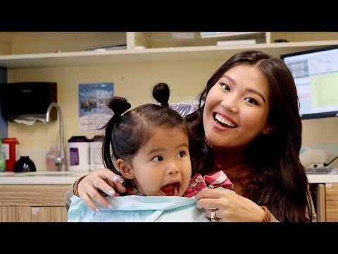 Hapa анх удаа шүдний эмнэлэг явав | The Mongolian Family
