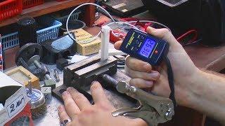 ЗАКАЛКА ПЛАСТИКА PLA!  / цементация пластика и изделий напечатанных на 3D принтере