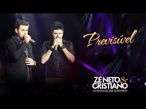 Zé Neto e Cristiano - Previsível - DVD Ao vivo em São José do Rio Preto