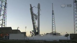 SpaceX Rocket Liftoff Cancelled After Radar Fails