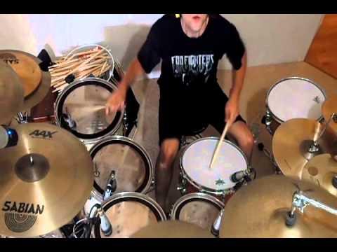 Cog - Bird of Feather (drum cover)
