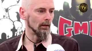 interview My Dying Bride - Graspop Metal Meeting 2015