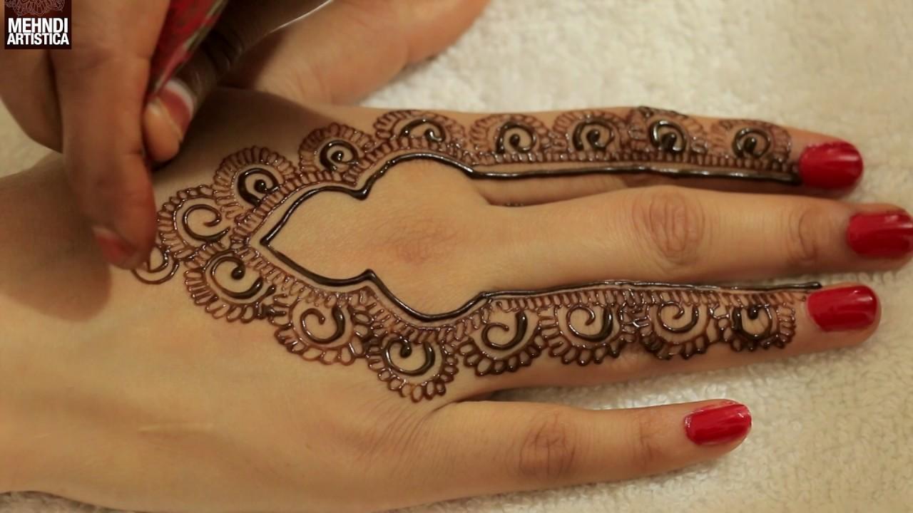Modern Henna Designs: Eid Special Teen Agers Henna Mehndi Designs