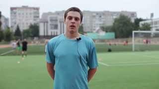 Приглашение на тренировки американского футбола в Виннице
