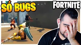 THE BEST BUGS OF FORTNITE #02