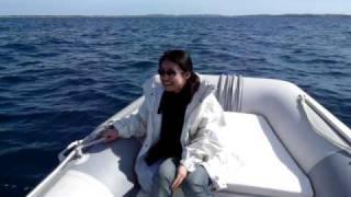20090312 sortie en bateau devant Carqueiranne - 02