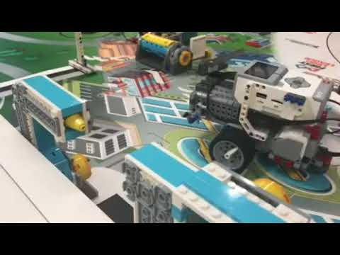 FIRST LEGO LEAGUE 2018