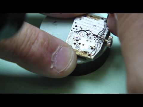 Patek Philippe Watch Repair Vintage 1947 Rare Model