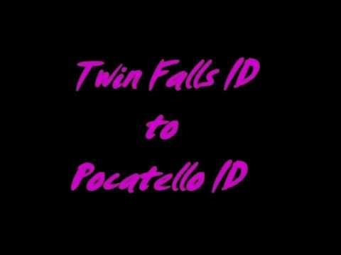 Twin Falls ID to Pocatello ID 2014