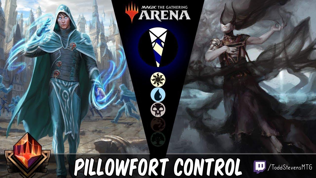 Pillowfort Control Donation Deck! MTG Arena - Standard, 5/9